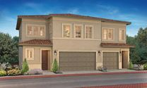 Briar Square at Mountain House by Shea Homes in Stockton-Lodi California