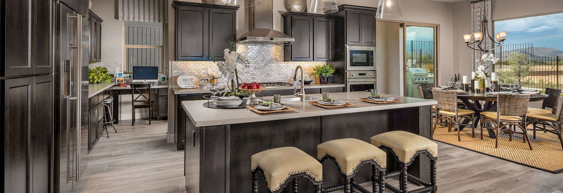 Kitchen featured in the Brasada By Shea Homes - Trilogy in Phoenix-Mesa, AZ