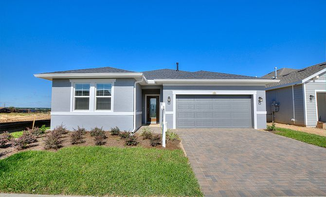 Trilogy Orlando Quick Move In Home Declare Plan Ex:Exterior