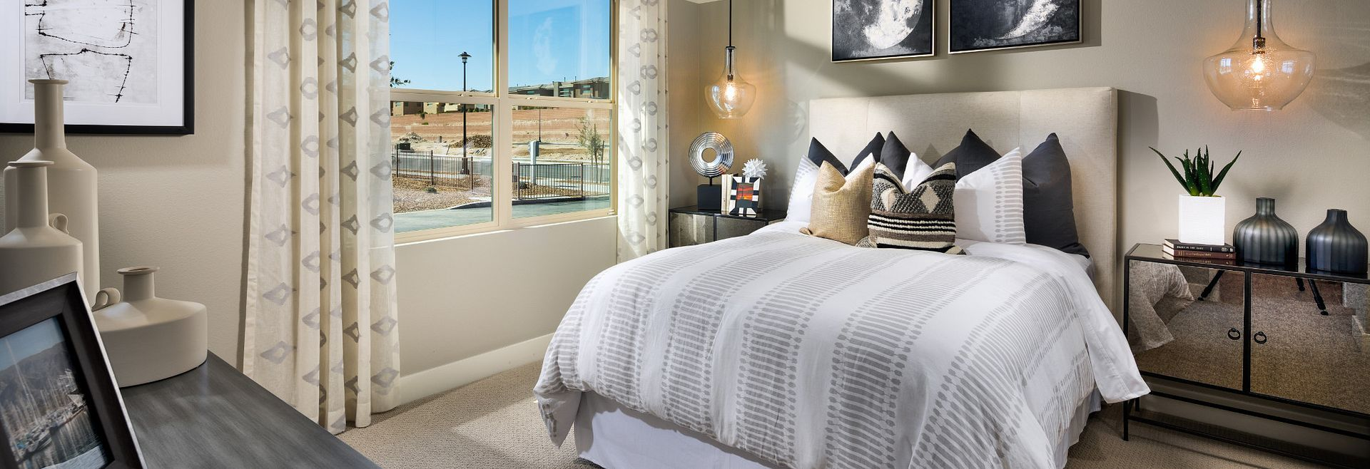 Bedroom featured in the Indulge By Shea Homes - Trilogy in Las Vegas, NV