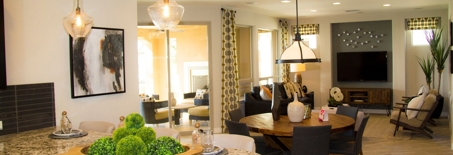 Living Area featured in the Cannes By Shea Homes - Trilogy in Phoenix-Mesa, AZ