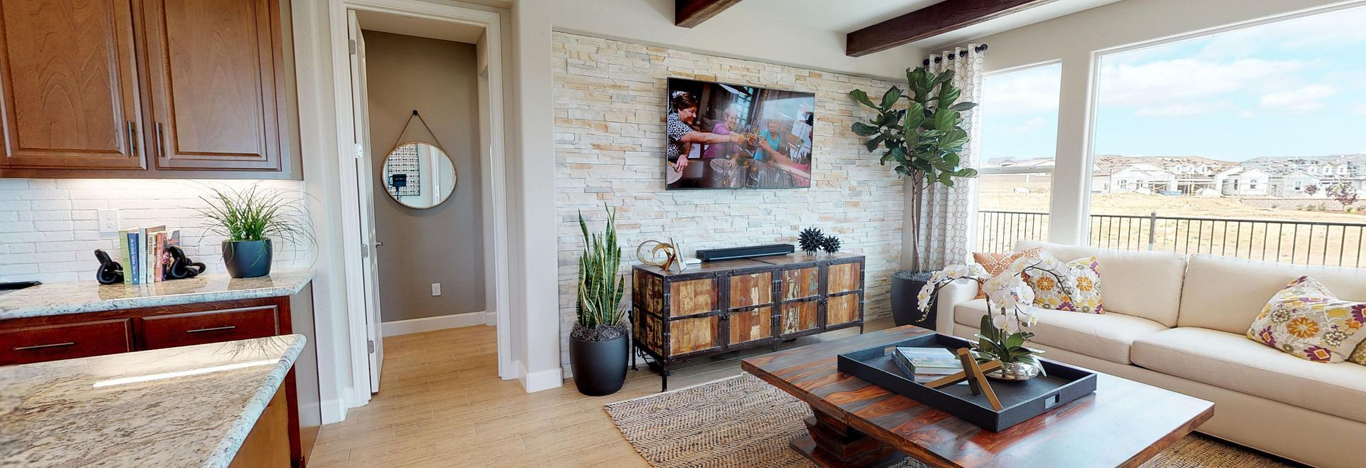 Living Area featured in the Muros By Shea Homes - Trilogy in Oakland-Alameda, CA