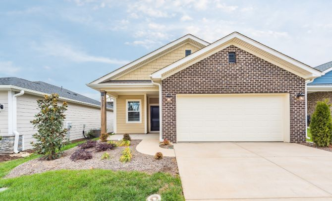 Trilogy Lake Norman Quick Move In Glory Plan Exter:Exterior
