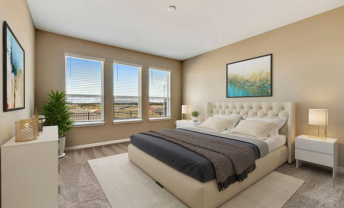 Bedroom featured in the Declare By Shea Homes - Trilogy in Orlando, FL
