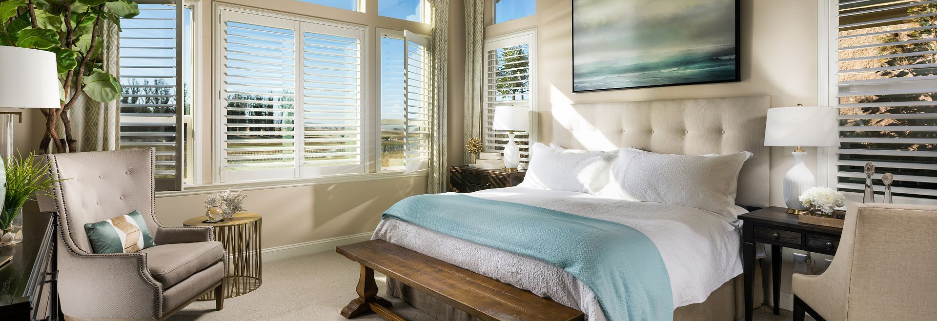 Bedroom featured in the Marsanne By Shea Homes - Trilogy in San Luis Obispo, CA