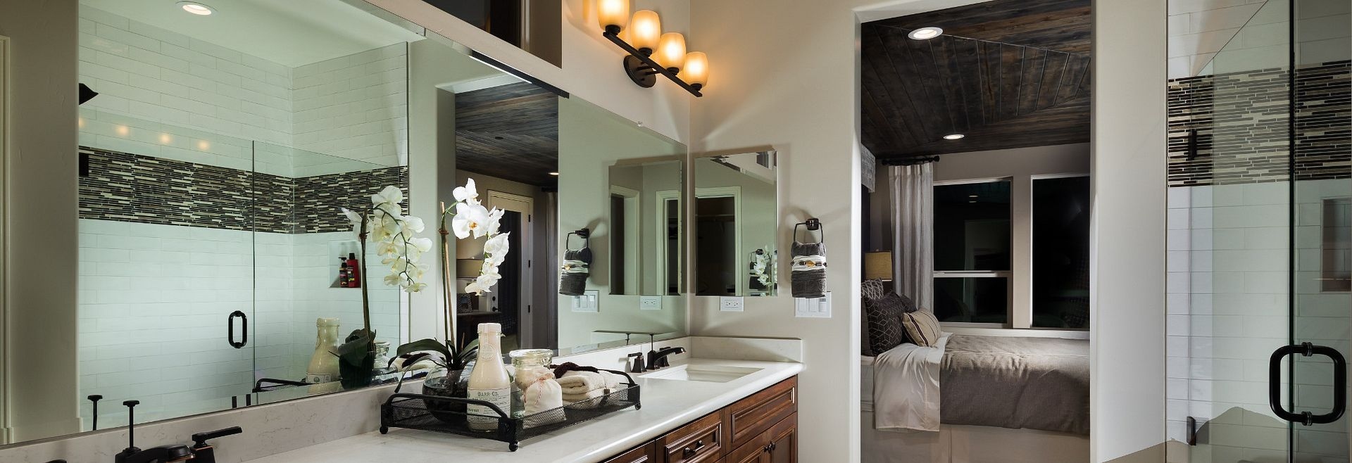Bathroom featured in the Monterey By Shea Homes - Trilogy in San Luis Obispo, CA