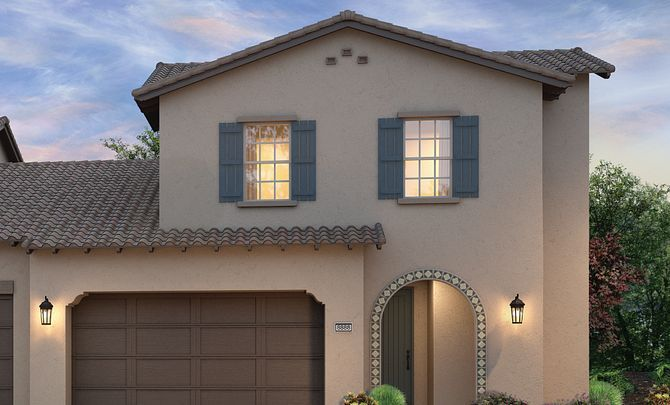 Exterior featured in the Acacia By Shea Homes - Trilogy in Santa Barbara, CA