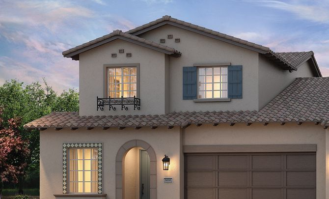 Exterior featured in the Sage By Shea Homes - Trilogy in Santa Barbara, CA