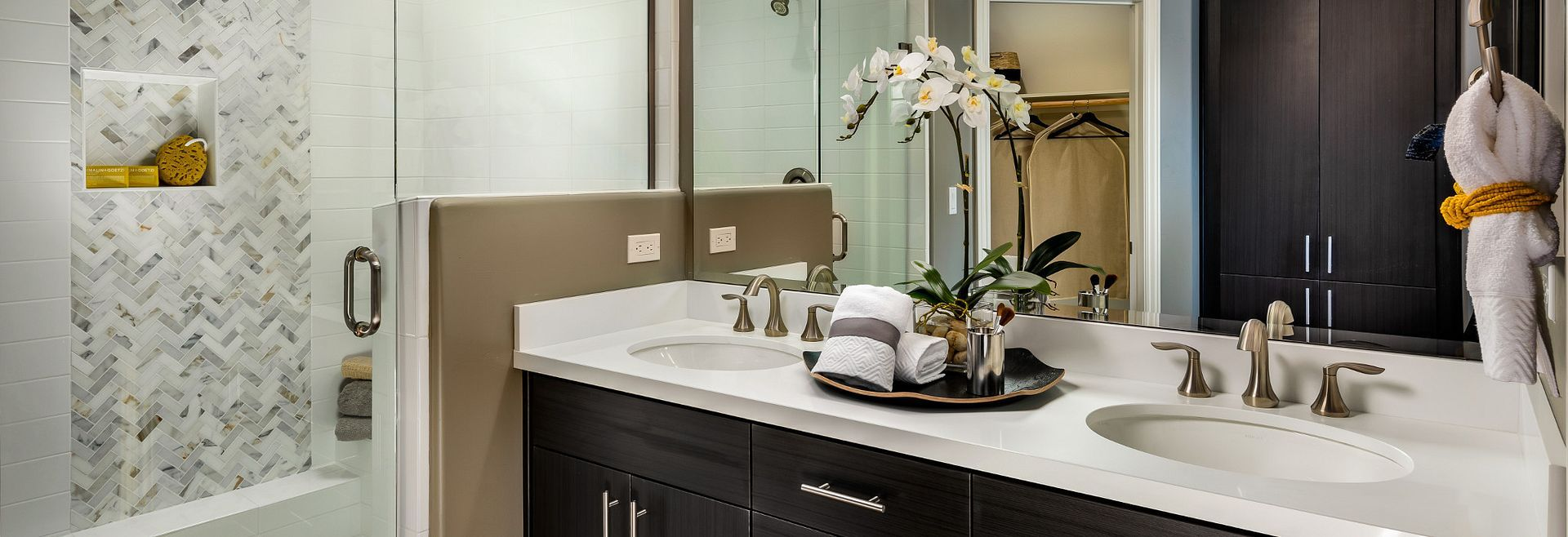 Bathroom featured in the Sage By Shea Homes - Trilogy in Santa Barbara, CA