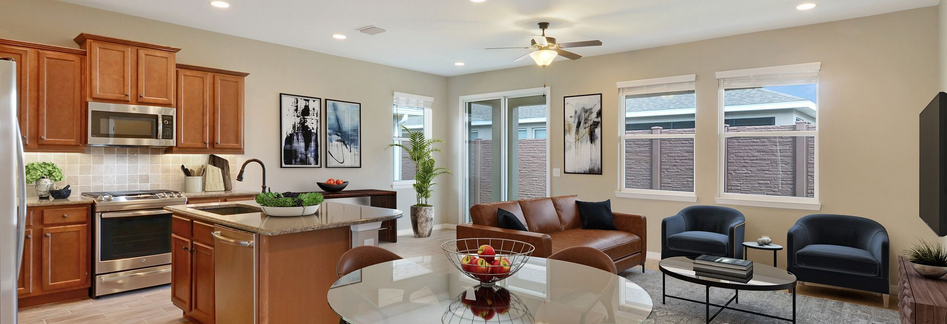 Living Area featured in the Aria By Shea Homes - Trilogy in Ocala, FL