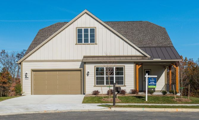 Trilogy at Lake Frederick Quick Move In Home Exter:Exterior