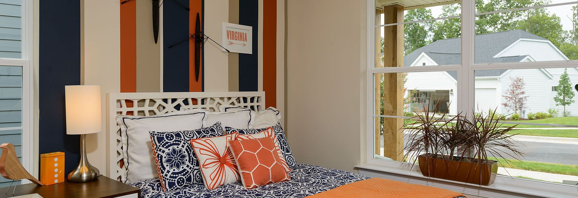 Bedroom featured in the Nice By Shea Homes - Trilogy in Washington, VA