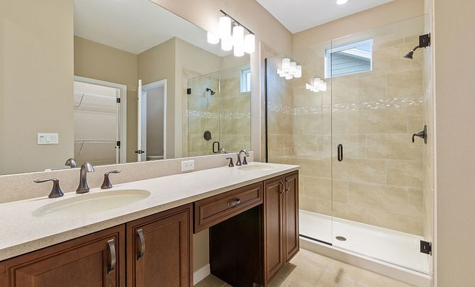 Bathroom featured in the Capri By Shea Homes - Trilogy in Orlando, FL