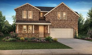 Plan 4049 - Harmony 50 Series at Vivace: Spring, Texas - Shea Homes