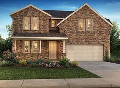 Plan 4049 - Meridiana 50 Series: Iowa Colony, Texas - Shea Homes