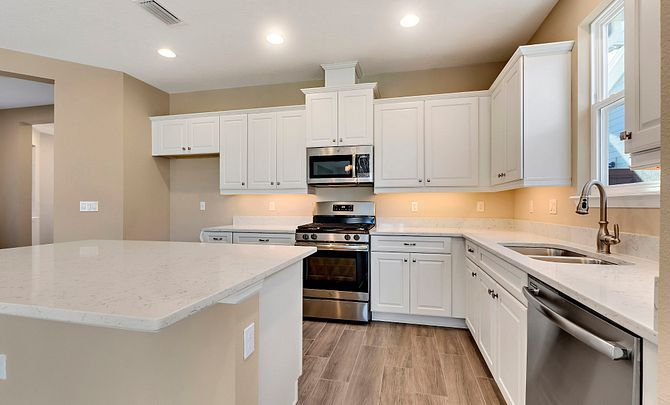 Kitchen featured in the Capri By Shea Homes - Trilogy in Orlando, FL