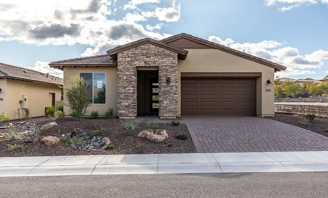 Exterior featured in the Acacia By Shea Homes - Trilogy in Phoenix-Mesa, AZ