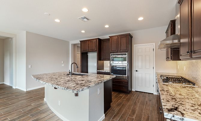 Kitchen featured in the Acacia By Shea Homes - Trilogy in Phoenix-Mesa, AZ
