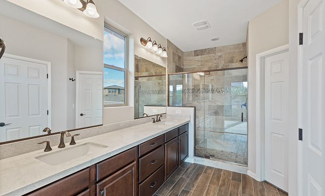 Bathroom featured in the Acacia By Shea Homes - Trilogy in Phoenix-Mesa, AZ