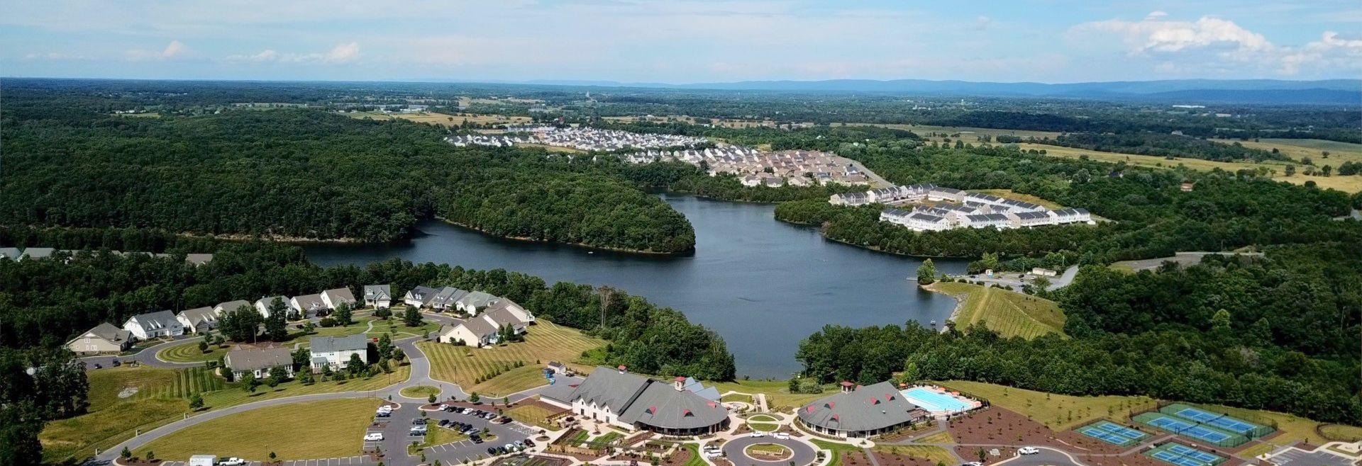 Community & Club at Lake Frederick:Lake Frederick