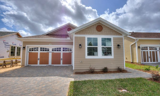 Exterior featured in the Capri By Shea Homes - Trilogy in Orlando, FL