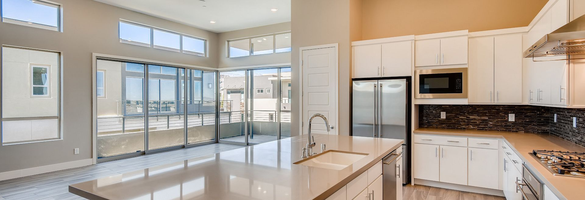 Kitchen featured in the Apex By Shea Homes - Trilogy in Las Vegas, NV