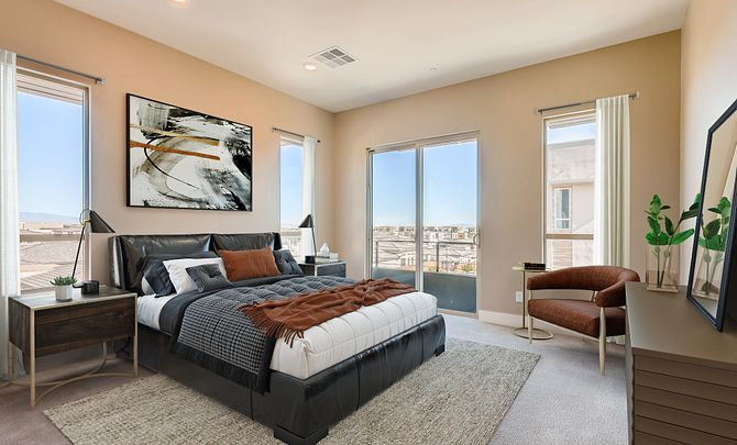 Bedroom featured in the Apex By Shea Homes - Trilogy in Las Vegas, NV