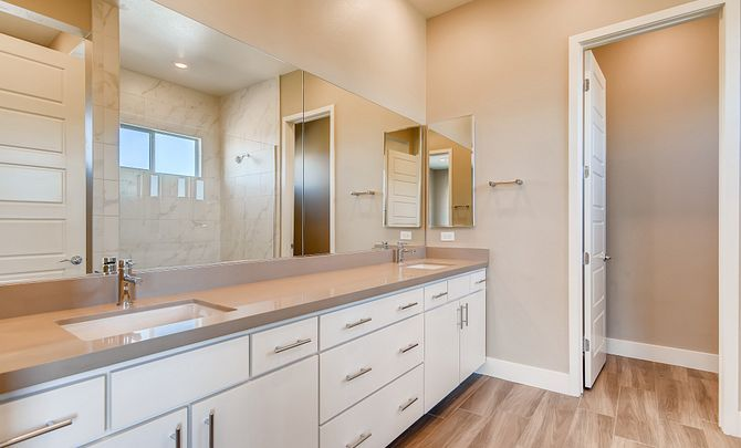 Bathroom featured in the Apex By Shea Homes - Trilogy in Las Vegas, NV