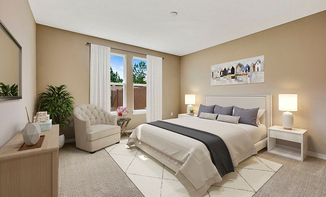 Bedroom featured in the Capri By Shea Homes - Trilogy in Orlando, FL