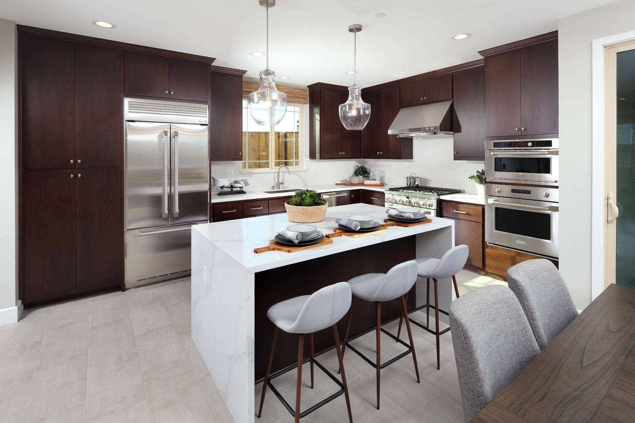 Kitchen featured in the Plan 4 By Shea Homes in Stockton-Lodi, CA