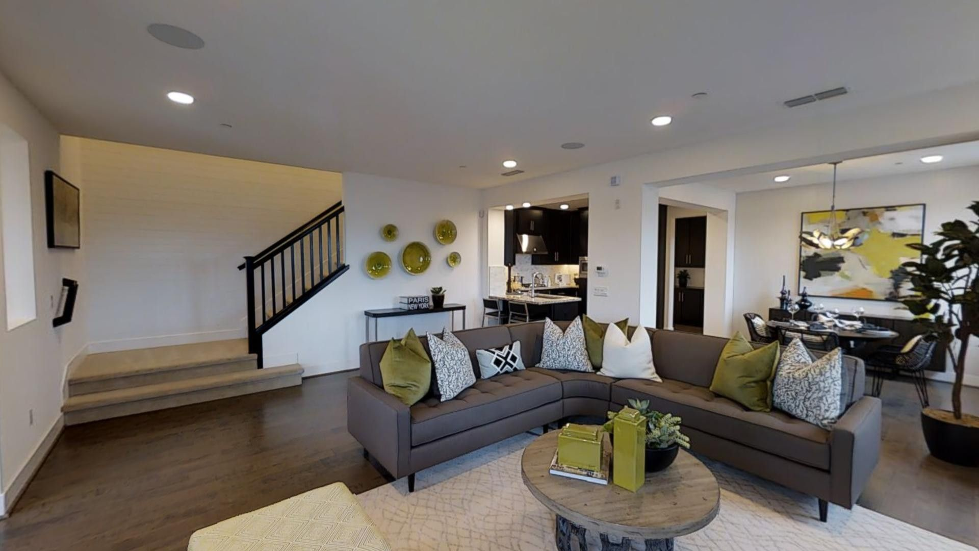 Living Area featured in the Plan 8 By Shea Homes in Oakland-Alameda, CA