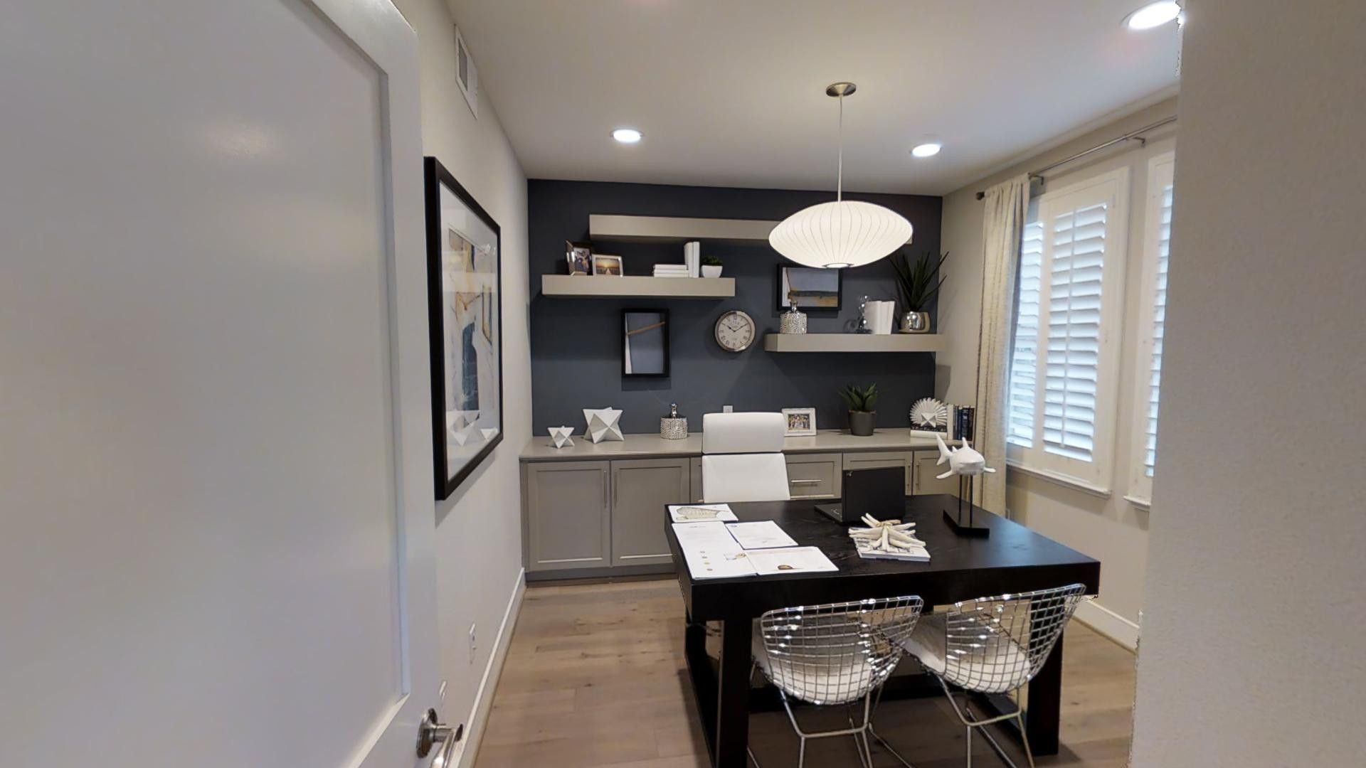 Living Area featured in the Plan 3 By Shea Homes in Oakland-Alameda, CA