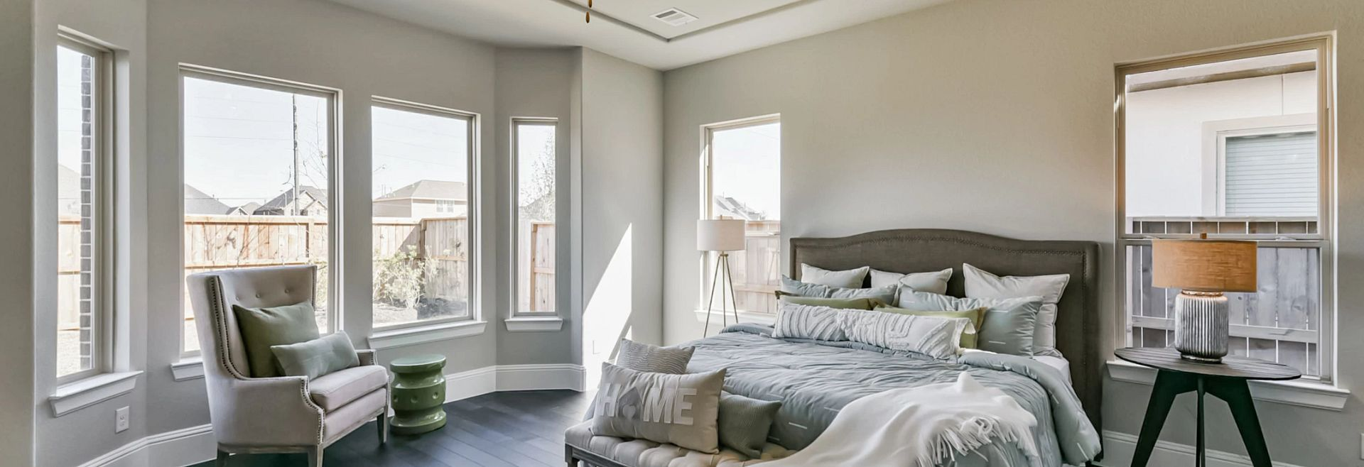 Bedroom featured in the Plan 6015 By Shea Homes in Houston, TX