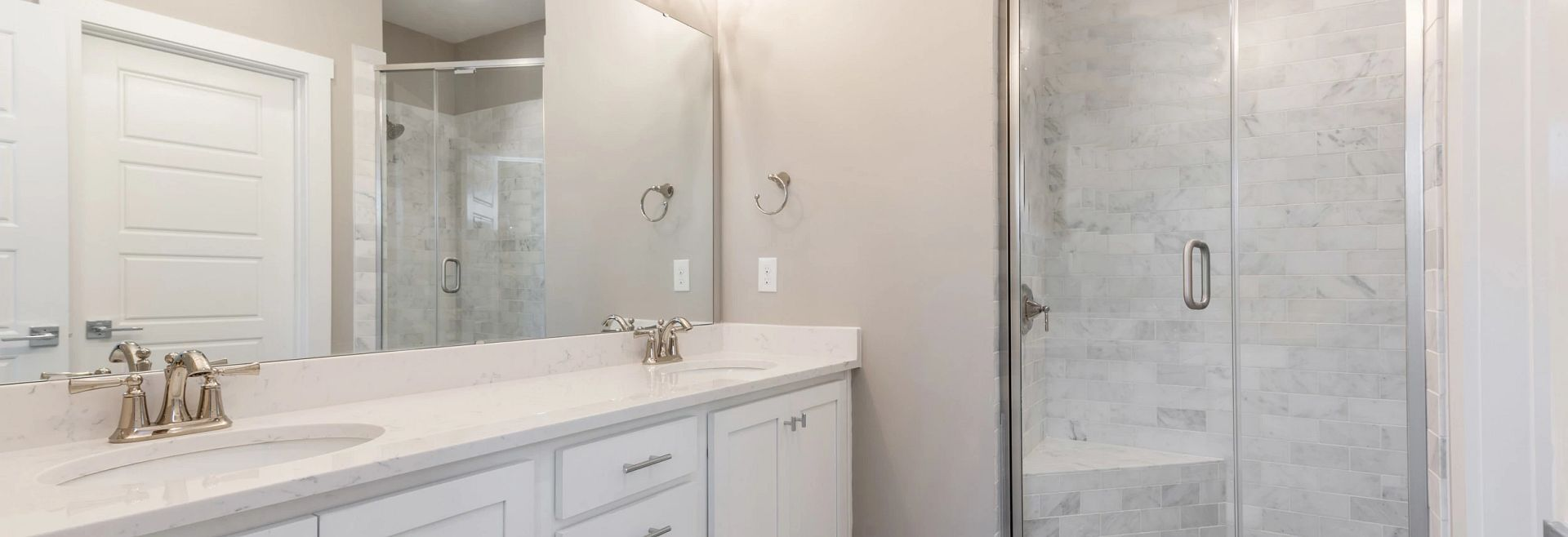 Bathroom featured in the Tribeca By Shea Homes in Charlotte, NC