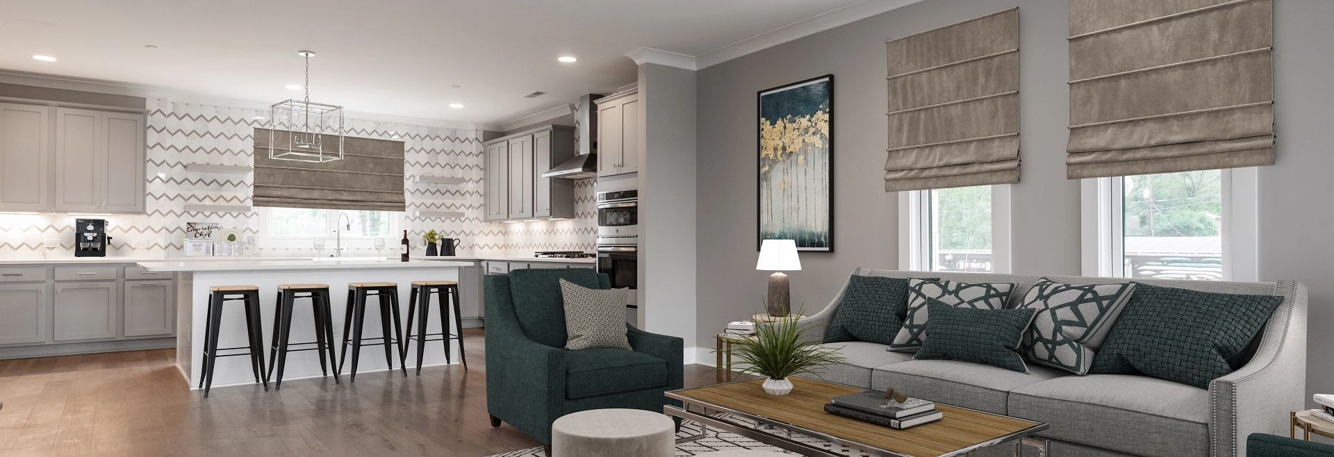 Tribeca Kitchen & Great Room