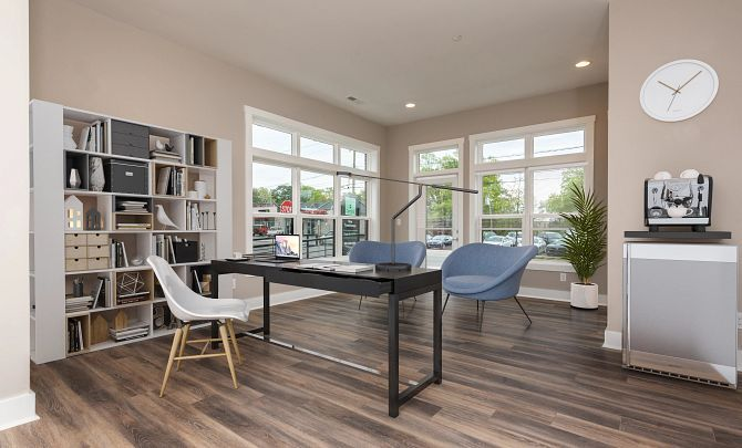 Living Area featured in the Tribeca By Shea Homes in Charlotte, NC