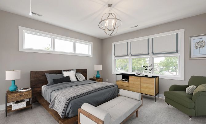 Bedroom featured in the Tribeca By Shea Homes in Charlotte, NC