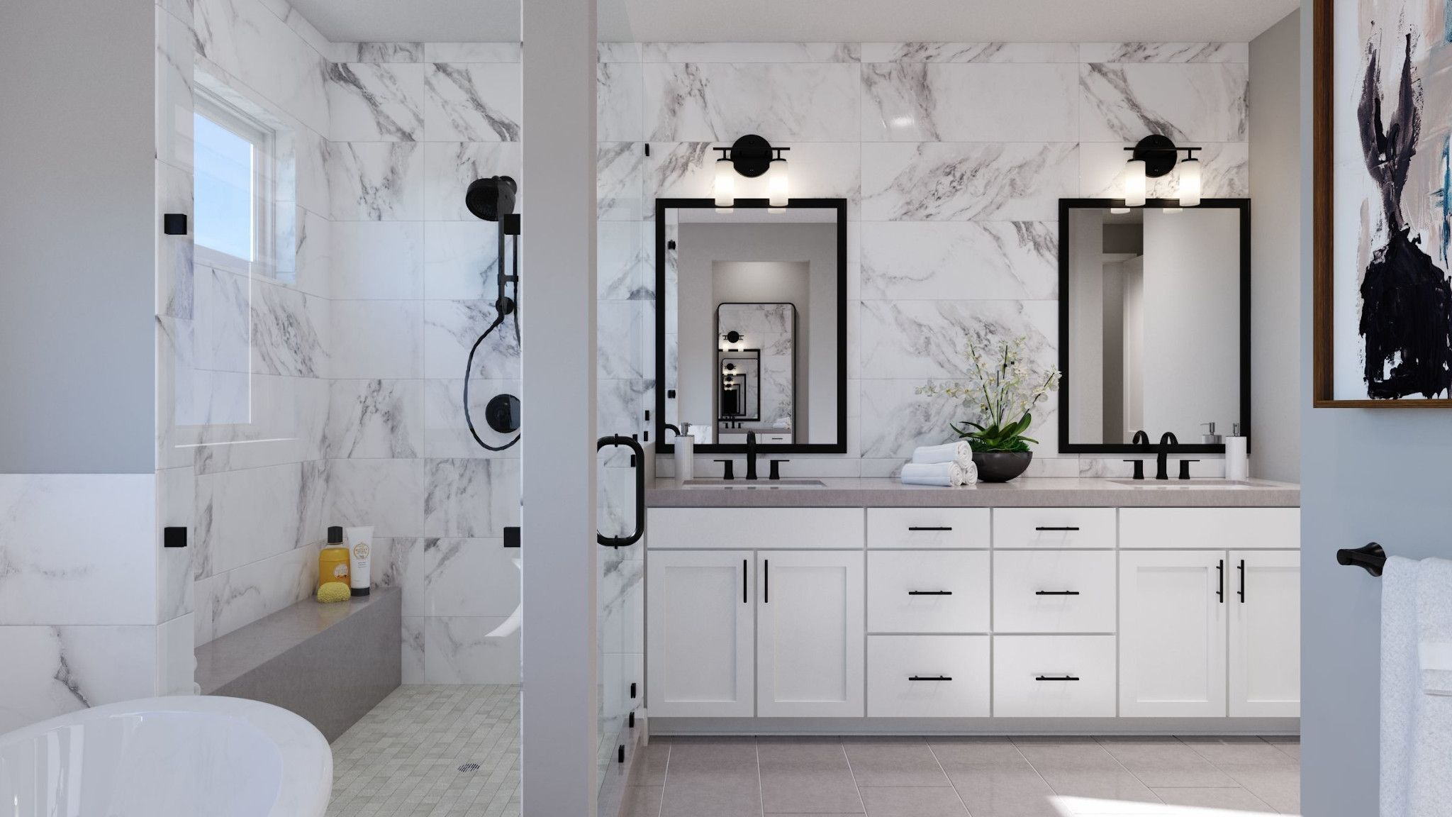 Bathroom featured in the 5099 The Walton By Shea Homes in Denver, CO