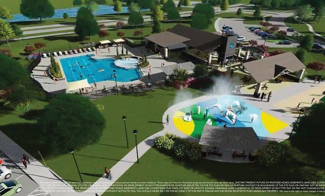 'Del Bello Lakes 50 Series' by Shea Homes - Family - Houston in Houston