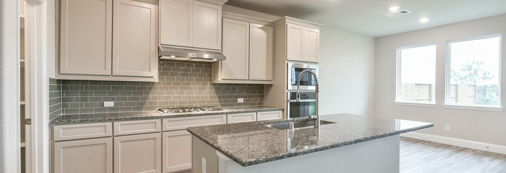 Kitchen featured in the Plan 4069 By Shea Homes in Houston, TX