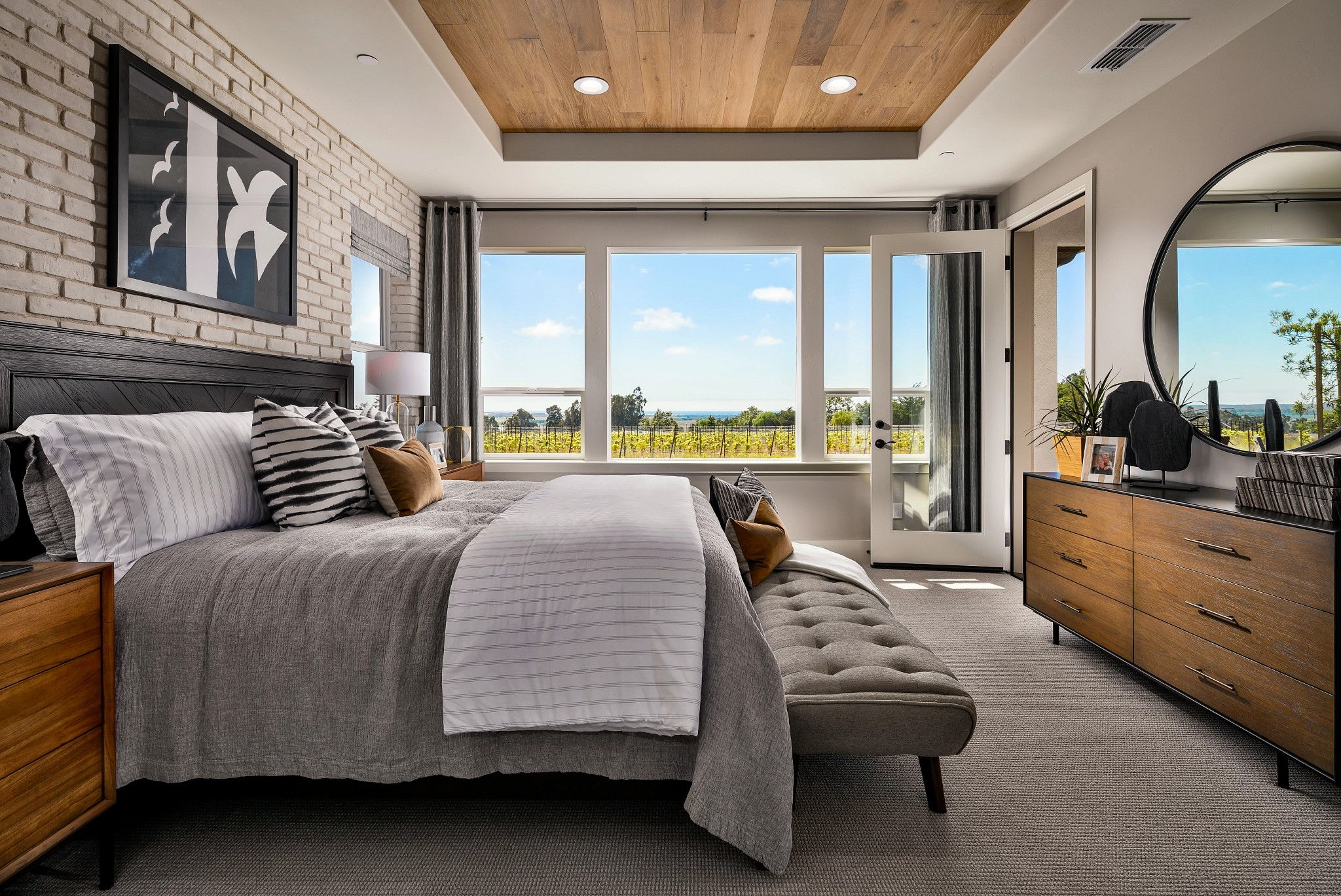 Bedroom featured in the Genova By Shea Homes - Trilogy in San Luis Obispo, CA
