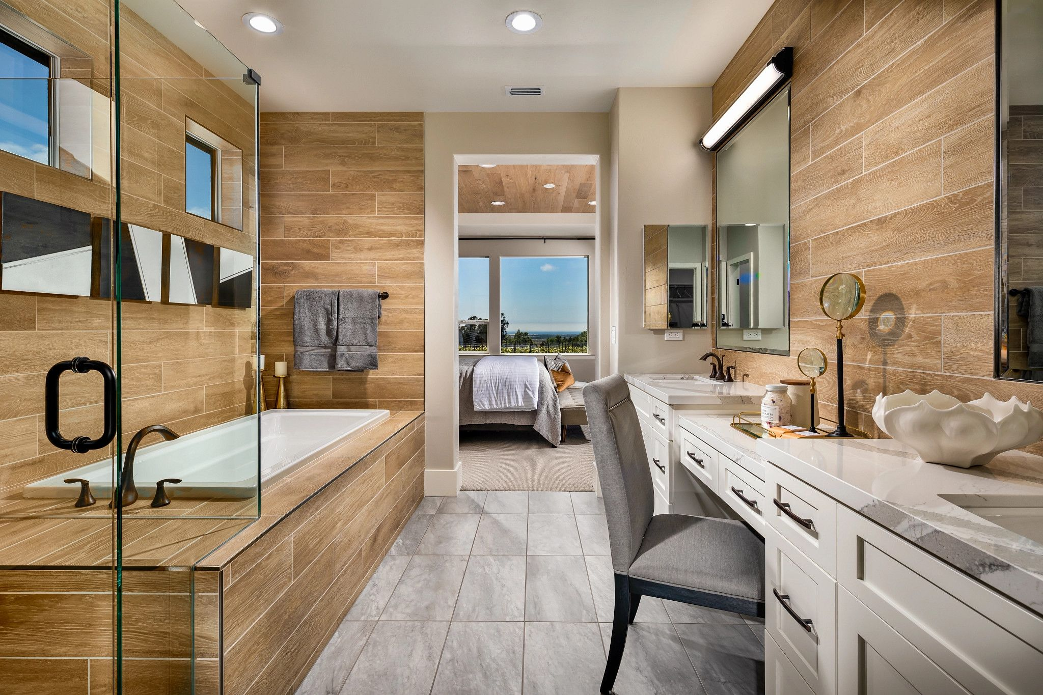 Bathroom featured in the Genova By Shea Homes - Trilogy in San Luis Obispo, CA