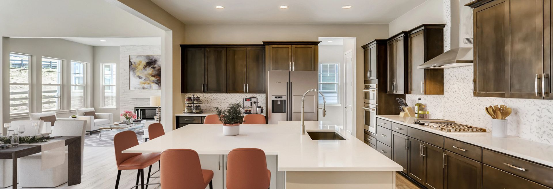 Kitchen featured in the 5086 Haven By Shea Homes in Denver, CO