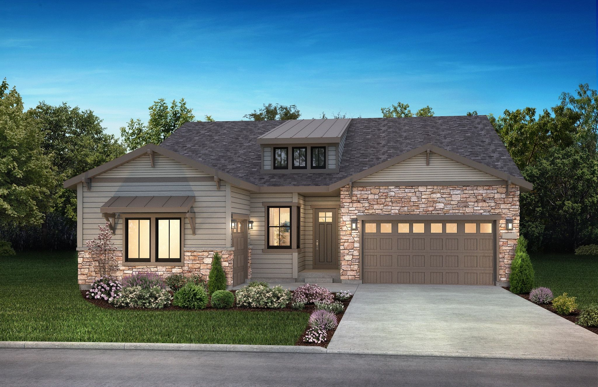 'Reflection at Solstice' by Shea Homes - Family - Colorado in Denver