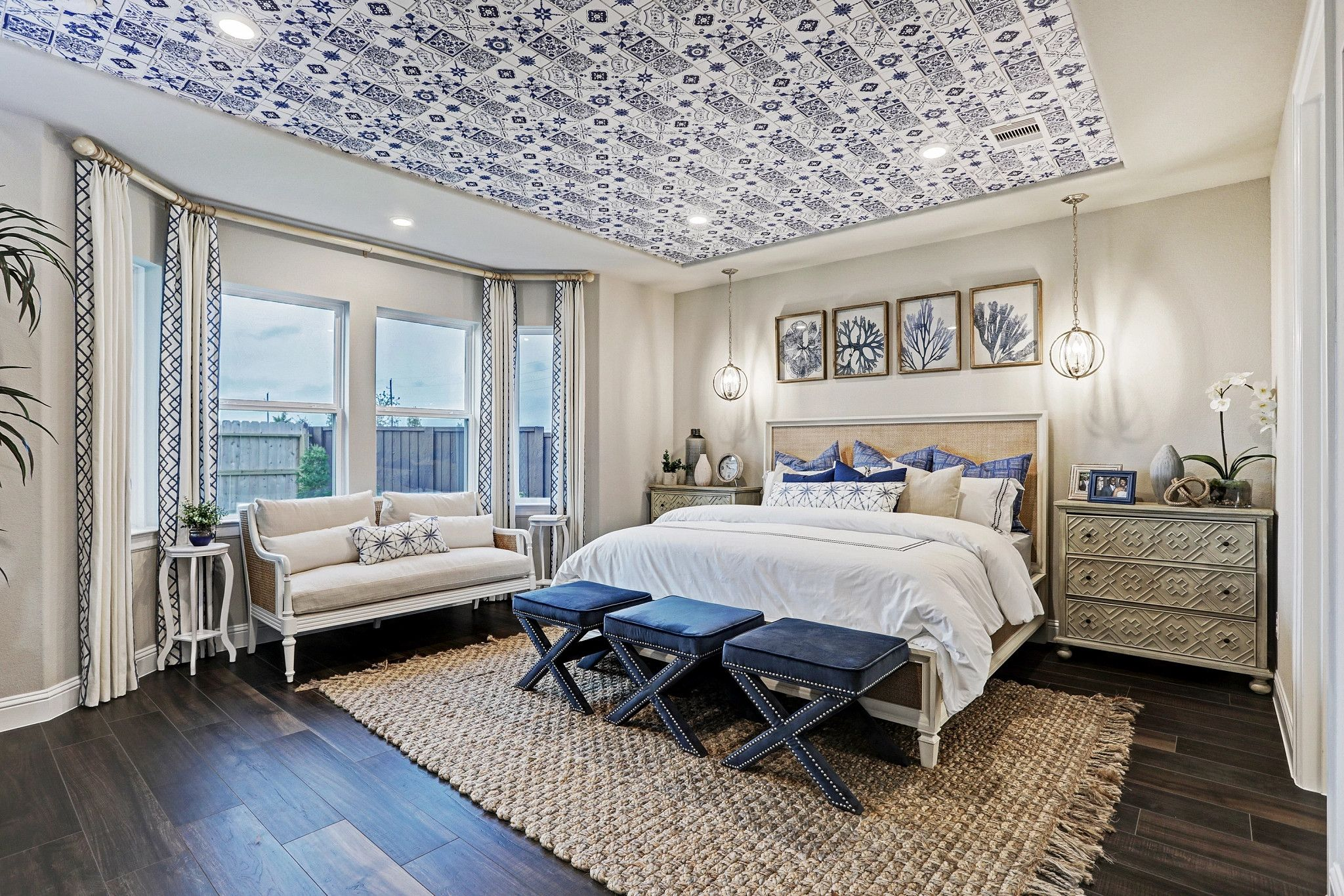 Bedroom featured in the Plan 5029 By Shea Homes in Houston, TX