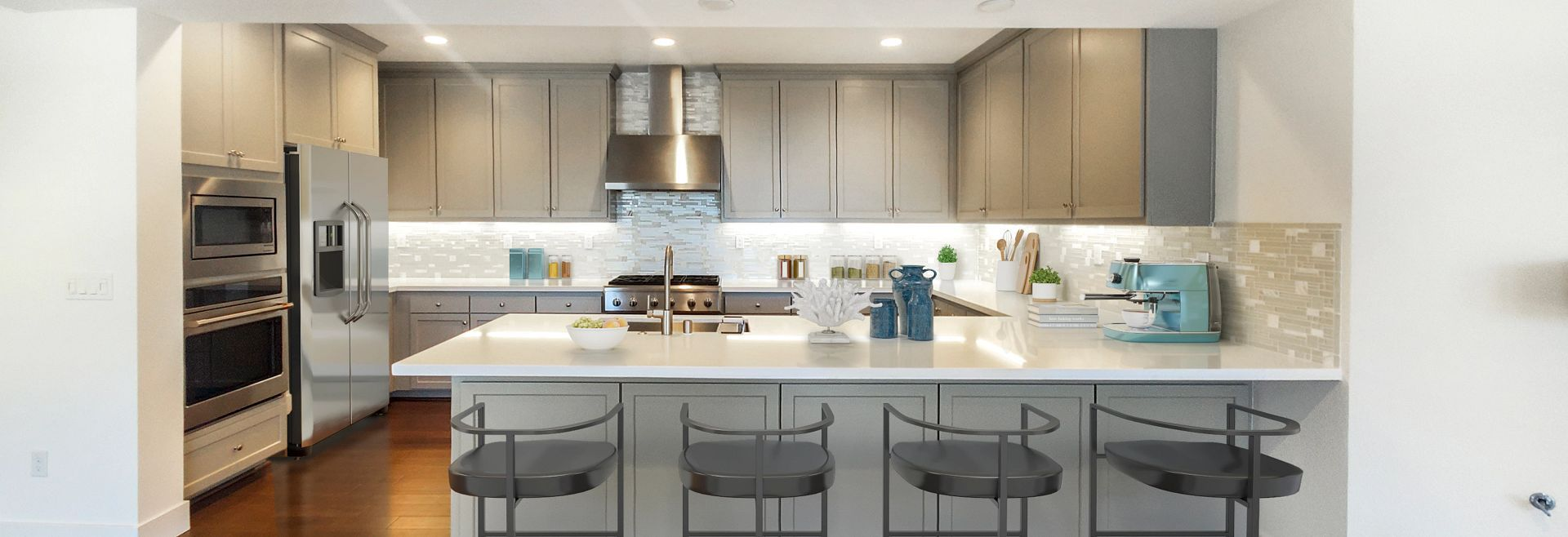 Kitchen featured in the Plan 4A By Shea Homes in Oakland-Alameda, CA