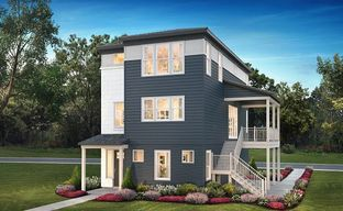 Crescendo at Stepping Stone by Shea Homes in Denver Colorado