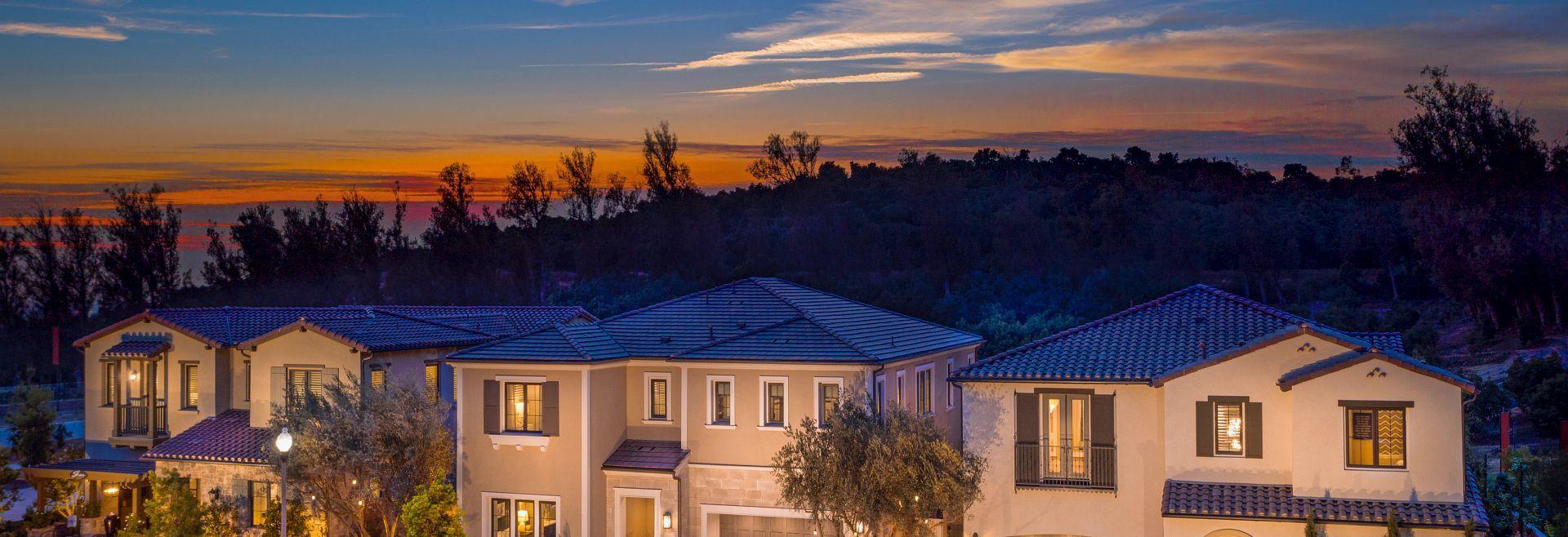 'Cetara at Orchard Hills' by Shea Homes - Family - Southern California in Orange County