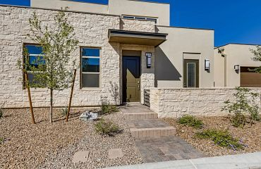 Exterior featured in the Radiant By Shea Homes - Trilogy in Las Vegas, NV