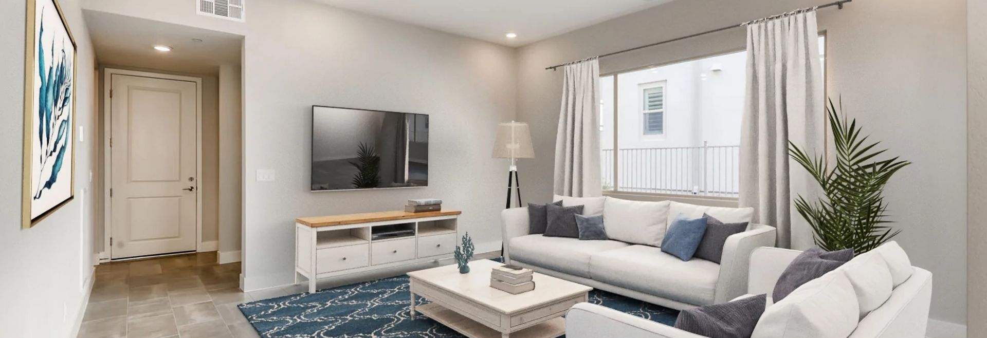 Living Area featured in the Radiant By Shea Homes - Trilogy in Las Vegas, NV